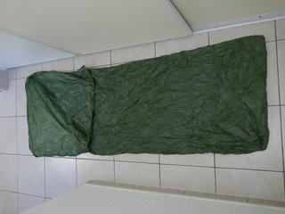 10D nylon sleeping bag liner