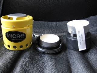 UCO Micro Unpacked