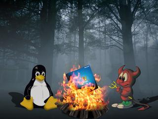 bsd windows linux