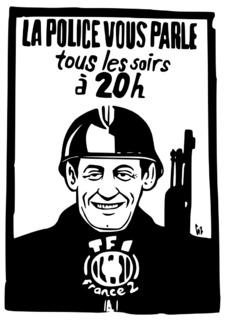 Sarkozy la police vous parle